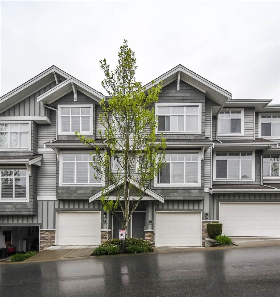 "Main Photo: 38 11282 COTTONWOOD Drive in Maple Ridge: Cottonwood MR Townhouse for sale in ""THE MEADOWS AT VERIGINS RIDGE"" : MLS®# R2392132"
