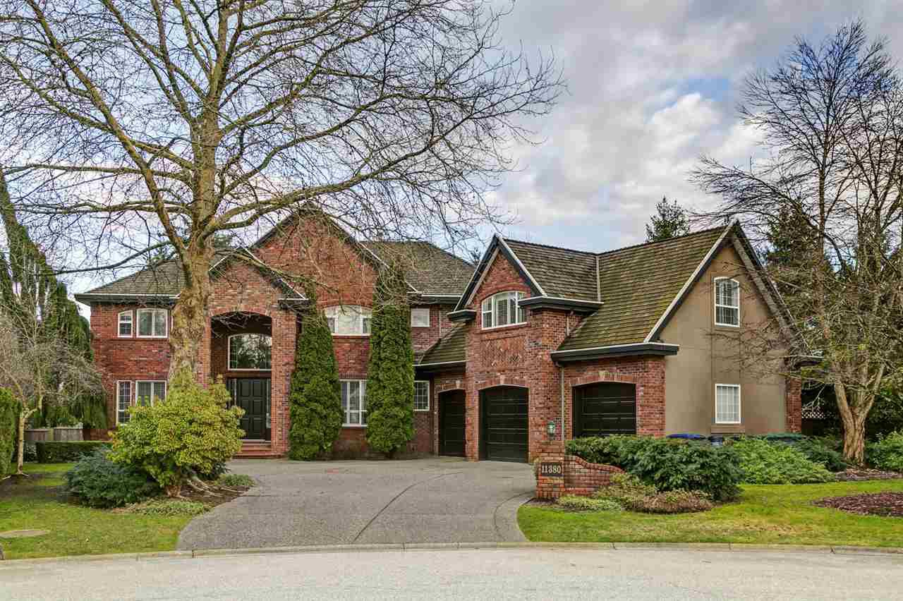 Main Photo: 11380 161 Street in Surrey: Fraser Heights House for sale (North Surrey)  : MLS®# R2458363
