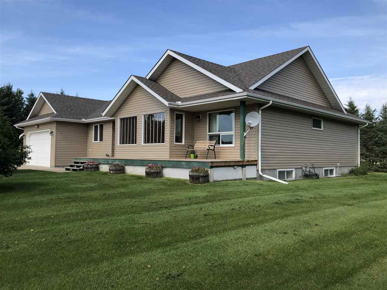 Main Photo: 263018 TWP RD 464: Rural Wetaskiwin County House for sale : MLS®# E4204633