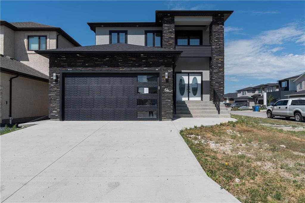 Main Photo: 64 Prairie Spring Bay in Winnipeg: Waterford Green Residential for sale (4L)  : MLS®# 202019458