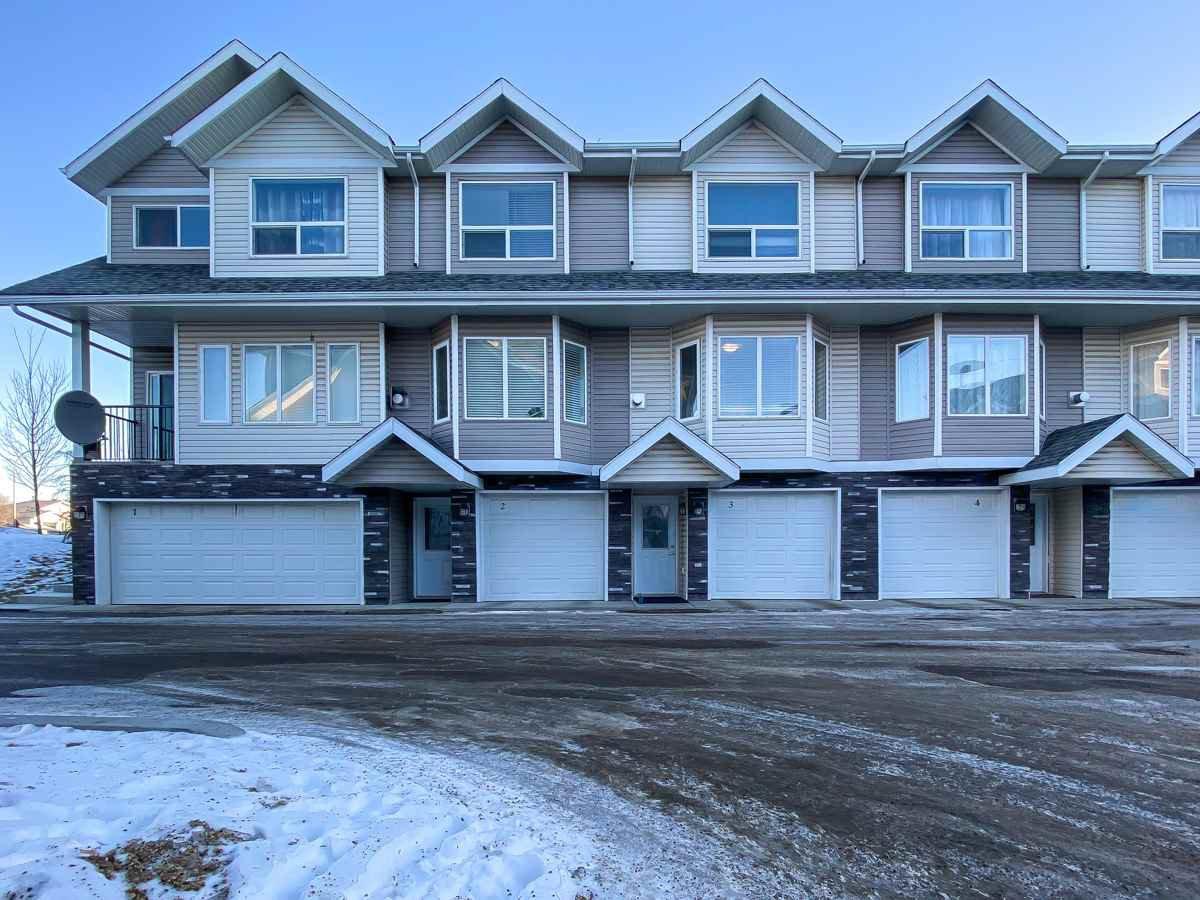 Main Photo: 3 13215 153 Avenue in Edmonton: Zone 27 Townhouse for sale : MLS®# E4224199