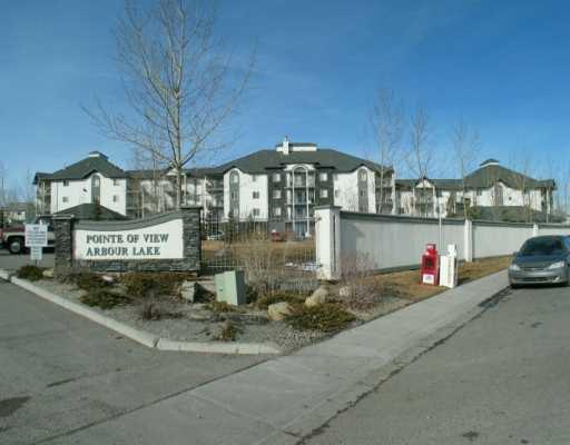 Main Photo:  in CALGARY: Arbour Lake Condo for sale (Calgary)  : MLS®# C3124503