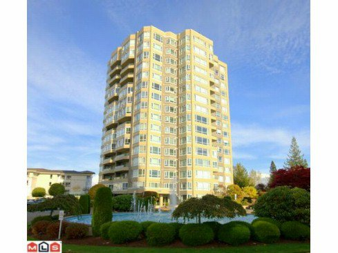 "Main Photo: 1104 3190 GLADWIN Road in Abbotsford: Central Abbotsford Condo for sale in ""Regency Park"" : MLS®# F1126775"