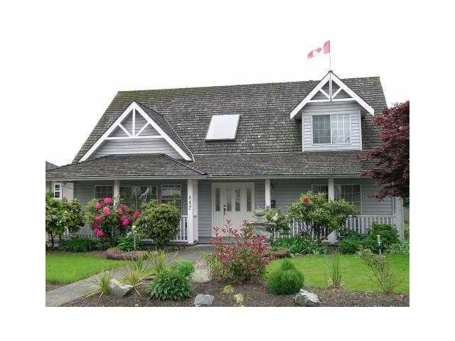 "Main Photo: 442 ELMER Street in New Westminster: The Heights NW House for sale in ""HEIGHTS"" : MLS®# V924136"