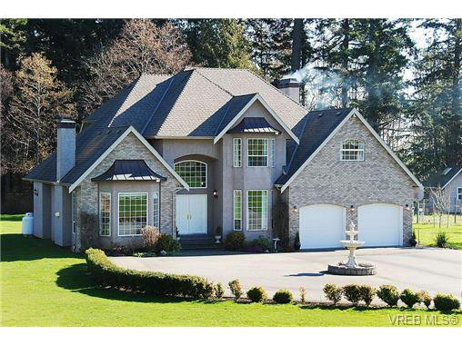 Main Photo: 4763 Rocky Point Road in Victoria: Me Rocky Point Residential for sale (Metchosin)  : MLS®# 273819