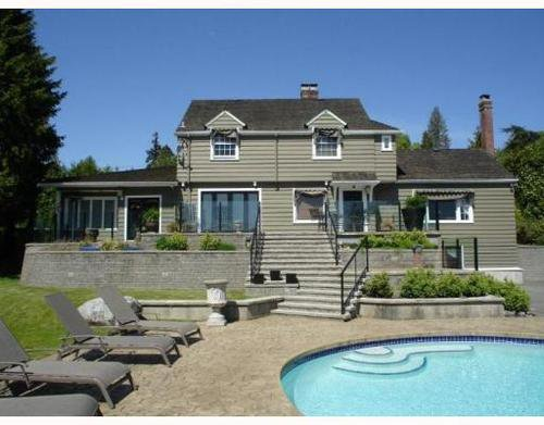 Photo 2: Photos: 3050 MARINE Drive in Vancouver West: Southlands Home for sale ()  : MLS®# V792399