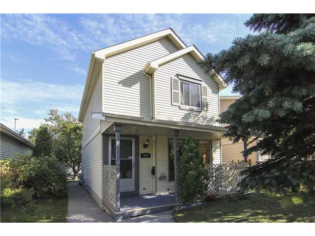 Main Photo: 240 ERIN MOUNT Crescent SE in Calgary: Erinwoods Residential Detached Single Family for sale : MLS®# C3637553