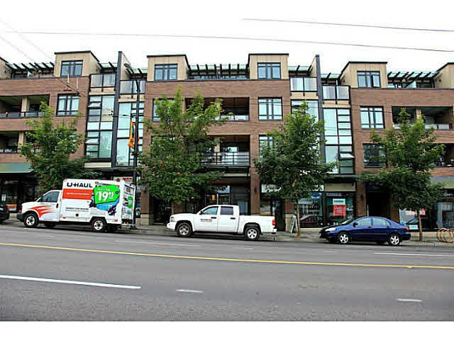 Main Photo: PH21 2150 E HASTINGS Street in Vancouver: Hastings Condo for sale (Vancouver East)  : MLS®# V1112740