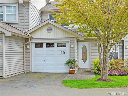 Main Photo: 10 2563 Millstream Road in VICTORIA: La Mill Hill Townhouse for sale (Langford)  : MLS®# 349149