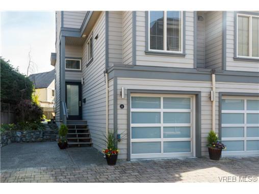 Main Photo: 4 118 Dallas Rd in VICTORIA: Vi James Bay Row/Townhouse for sale (Victoria)  : MLS®# 697761
