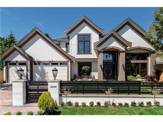 Main Photo: 4211 TUCKER Avenue in Richmond: Riverdale RI House for sale : MLS®# V1126467