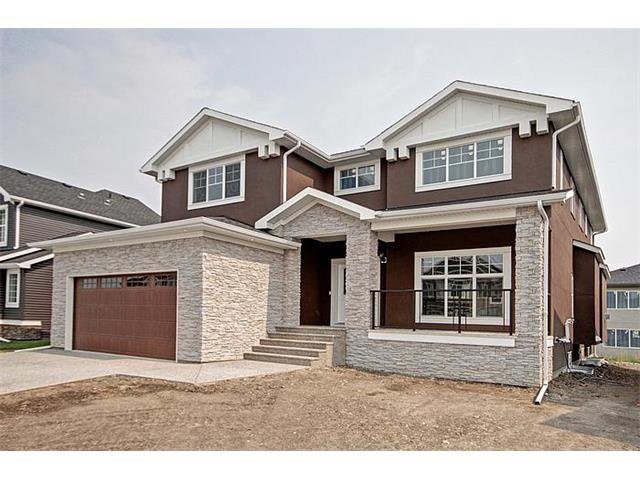Main Photo: 140 KINNIBURGH Gardens: Chestermere House for sale : MLS®# C4028332