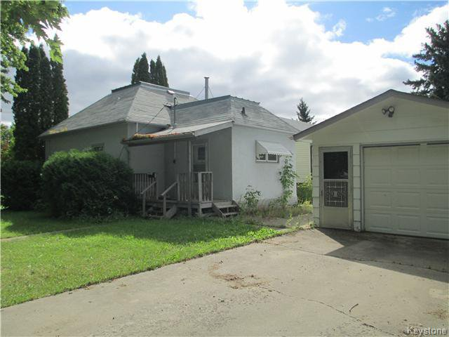 Main Photo: 503 Jackson Street in DAUPHIN: Manitoba Other Residential for sale : MLS®# 1525598