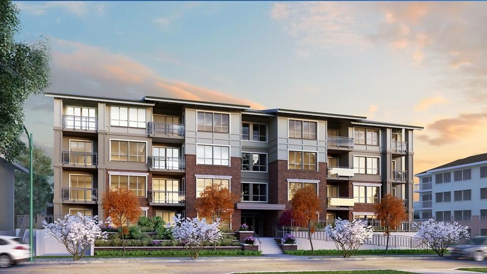 """Main Photo: 403 2288 WELCHER Avenue in Port Coquitlam: Central Pt Coquitlam Condo for sale in """"AMANTI ON WELCHER"""" : MLS®# R2021988"""