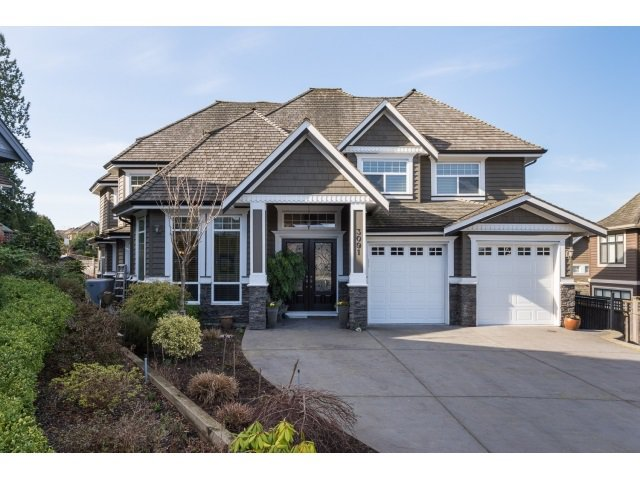 """Main Photo: 3091 162 Street in Surrey: Grandview Surrey House for sale in """"Morgan Acres"""" (South Surrey White Rock)  : MLS®# R2038785"""