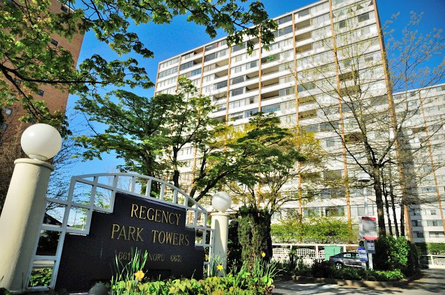 "Main Photo: 1305 6631 MINORU Boulevard in Richmond: Brighouse Condo for sale in ""PARK TOWERS"" : MLS®# R2054665"