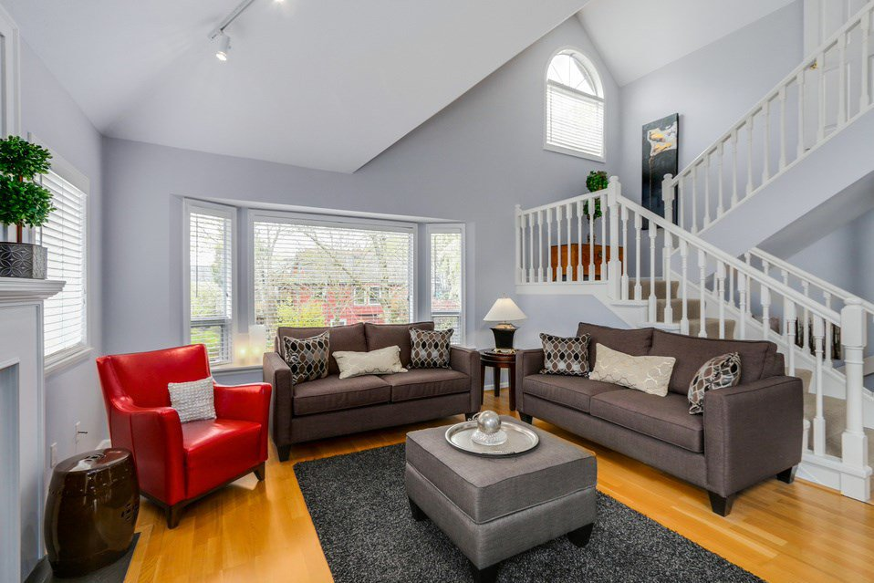 Photo 5: Photos: 2902 YEW Street in Vancouver: Kitsilano 1/2 Duplex for sale (Vancouver West)  : MLS®# R2058688