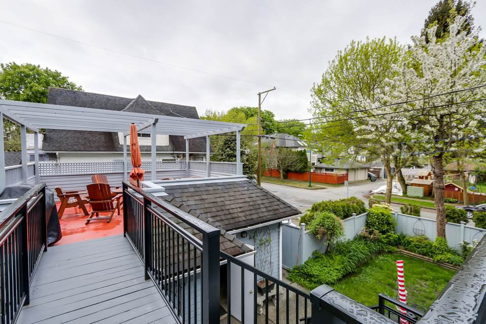 Photo 19: Photos: 2902 YEW Street in Vancouver: Kitsilano 1/2 Duplex for sale (Vancouver West)  : MLS®# R2058688