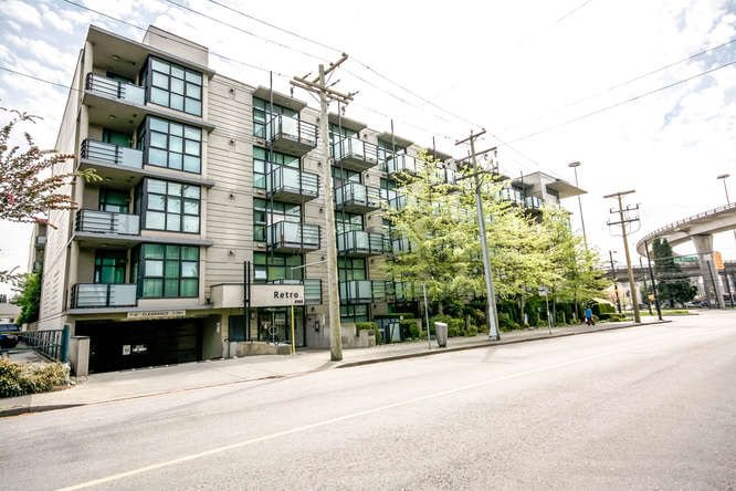 """Main Photo: 203 8988 HUDSON Street in Vancouver: Marpole Condo for sale in """"RETRO"""" (Vancouver West)  : MLS®# R2059530"""
