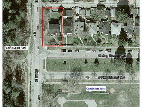 Main Photo: 3993 KING EDWARD Ave W: Dunbar Home for sale ()  : MLS®# V1100148
