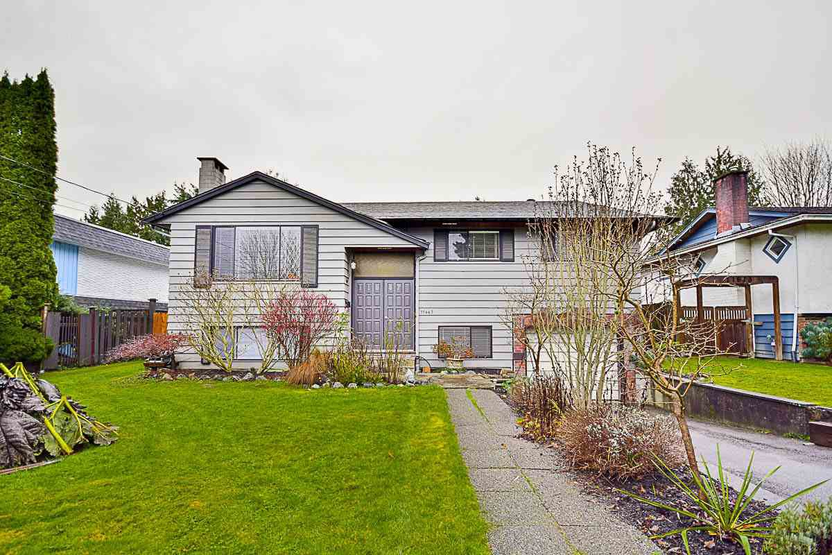 Main Photo: 11667 MORRIS Street in Maple Ridge: West Central House for sale : MLS®# R2126936