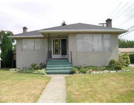 Main Photo: 6842 NANAIMO ST in Vancouver: Killarney VE House for sale (Vancouver East)  : MLS®# V551295