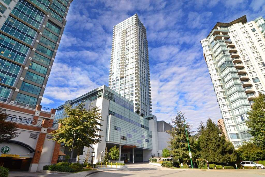 Main Photo: 2408 4508 HAZEL Street in Burnaby: Metrotown Condo for sale (Burnaby South)  : MLS®# R2145492