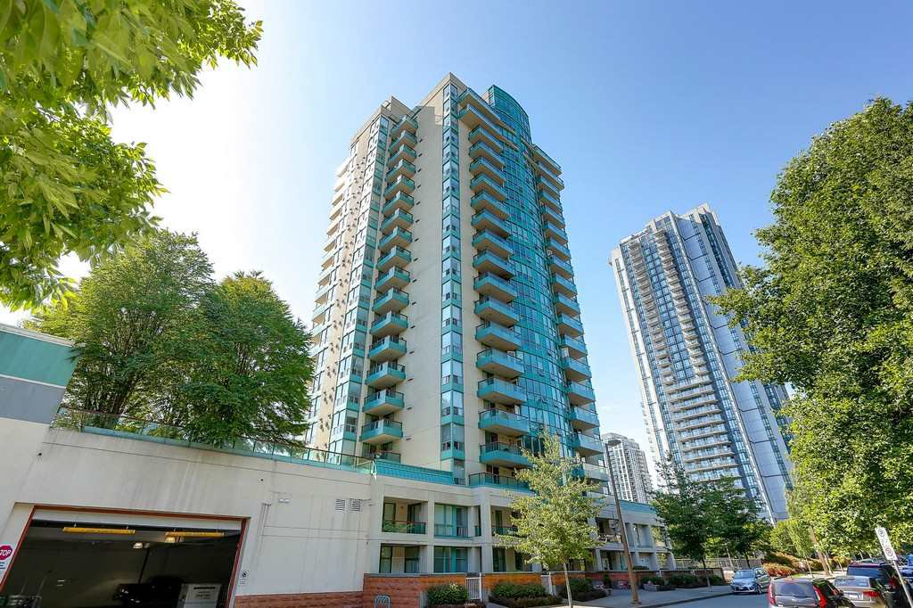 Main Photo: 1307 1148 HEFFLEY CRESCENT in Coquitlam: North Coquitlam Condo for sale : MLS®# R2181439