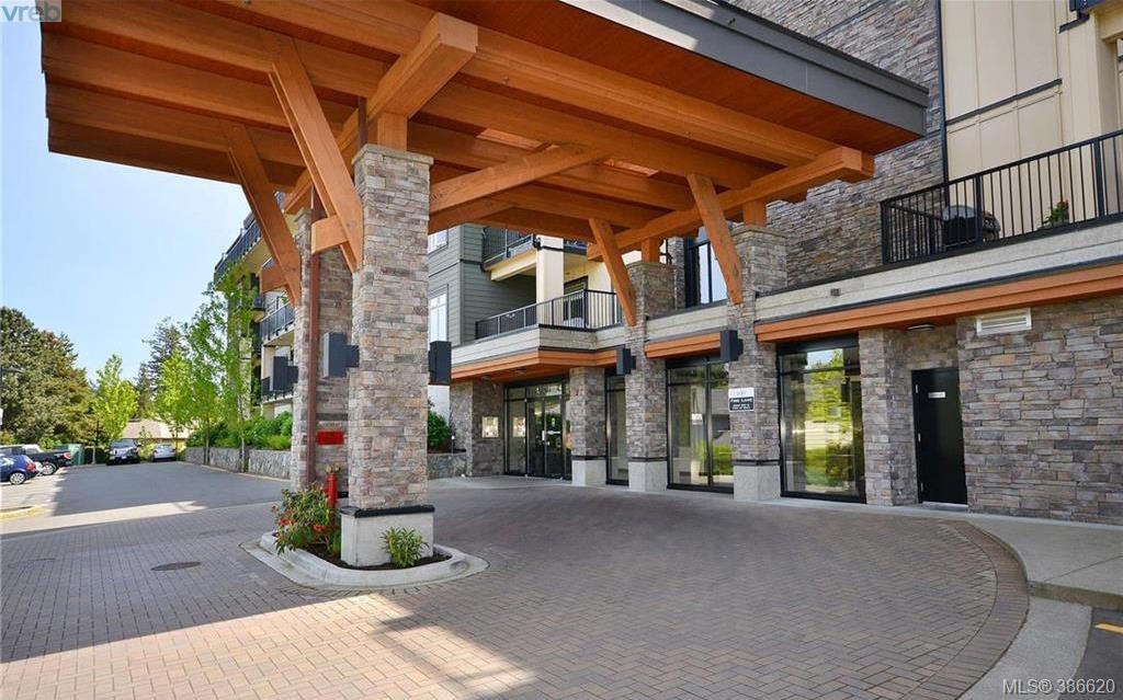 Main Photo: 306 623 Treanor Ave in VICTORIA: La Thetis Heights Condo Apartment for sale (Langford)  : MLS®# 777067