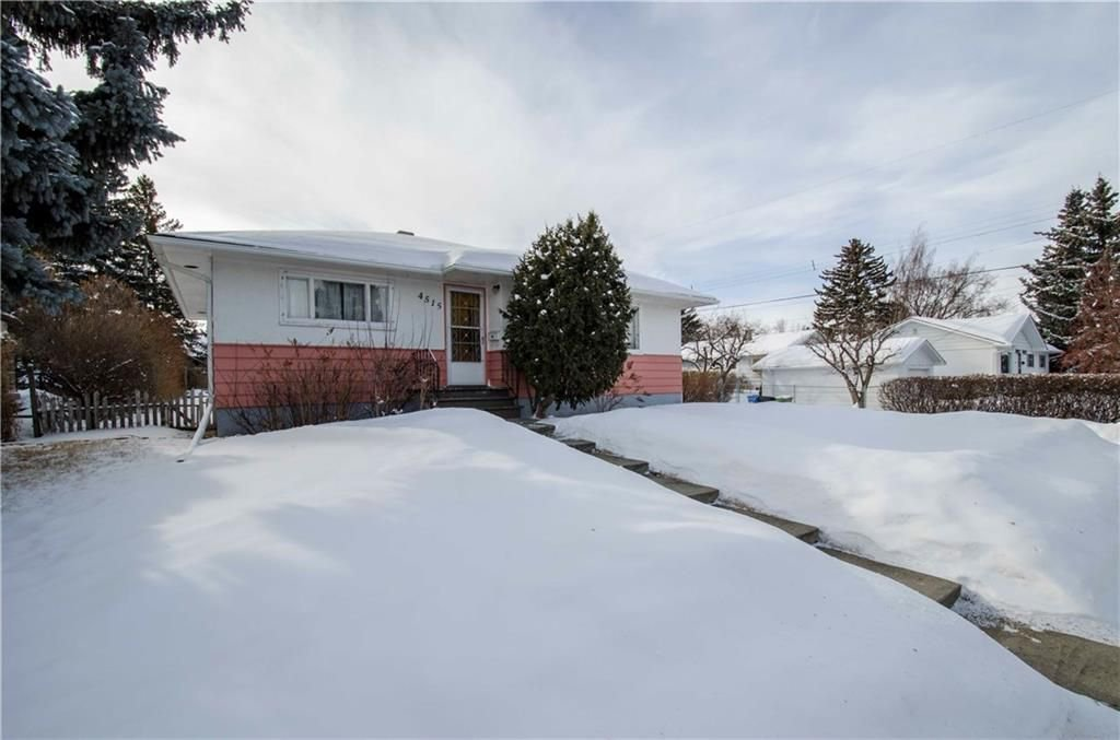 Main Photo: 4515 19 Avenue SW in Calgary: Glendale House for sale : MLS®# C4166580