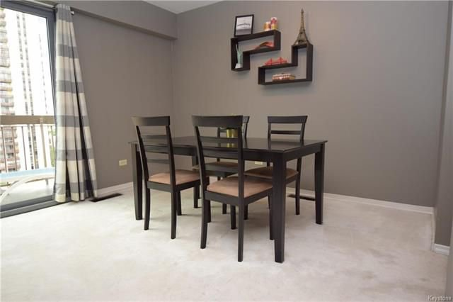 Photo 7: Photos: 1209 246 Roslyn Road in Winnipeg: Osborne Village Condominium for sale (1B)  : MLS®# 1814493
