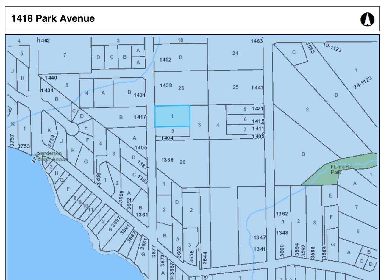 Main Photo: 1418 PARK Avenue: Roberts Creek Land for sale (Sunshine Coast)  : MLS®# R2280200