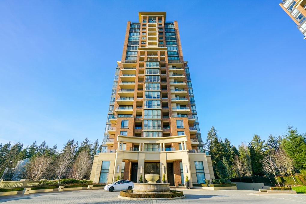 """Main Photo: 2402 6823 STATION HILL Drive in Burnaby: South Slope Condo for sale in """"BELVEDERE"""" (Burnaby South)  : MLS®# R2336774"""