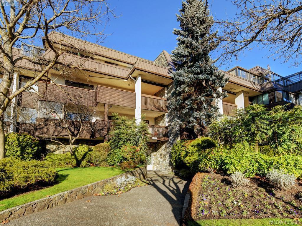Main Photo: 305 1120 Fairfield Rd in VICTORIA: Vi Fairfield West Condo for sale (Victoria)  : MLS®# 805515