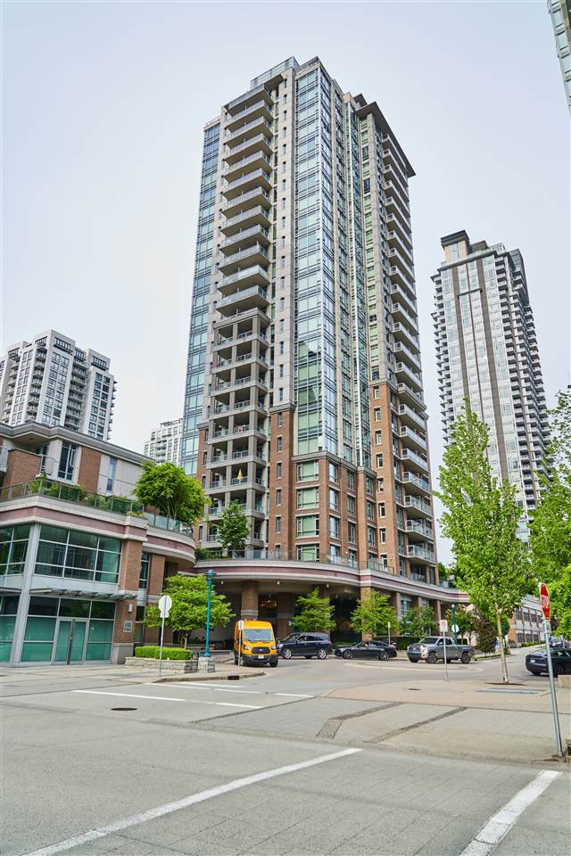 "Main Photo: 909 1155 THE HIGH Street in Coquitlam: North Coquitlam Condo for sale in ""M ONE"" : MLS®# R2362206"