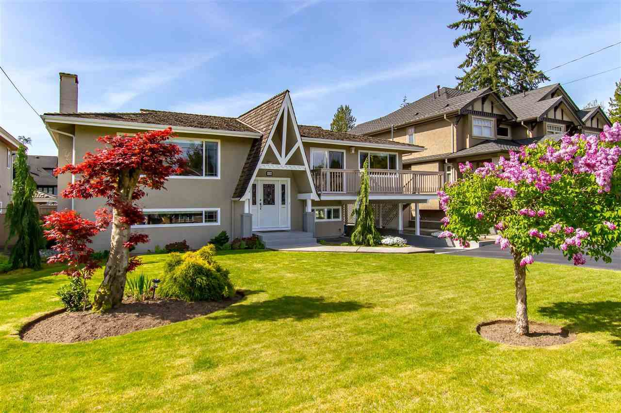 Main Photo: 1128 MILFORD Avenue in Coquitlam: Central Coquitlam House for sale : MLS®# R2372350