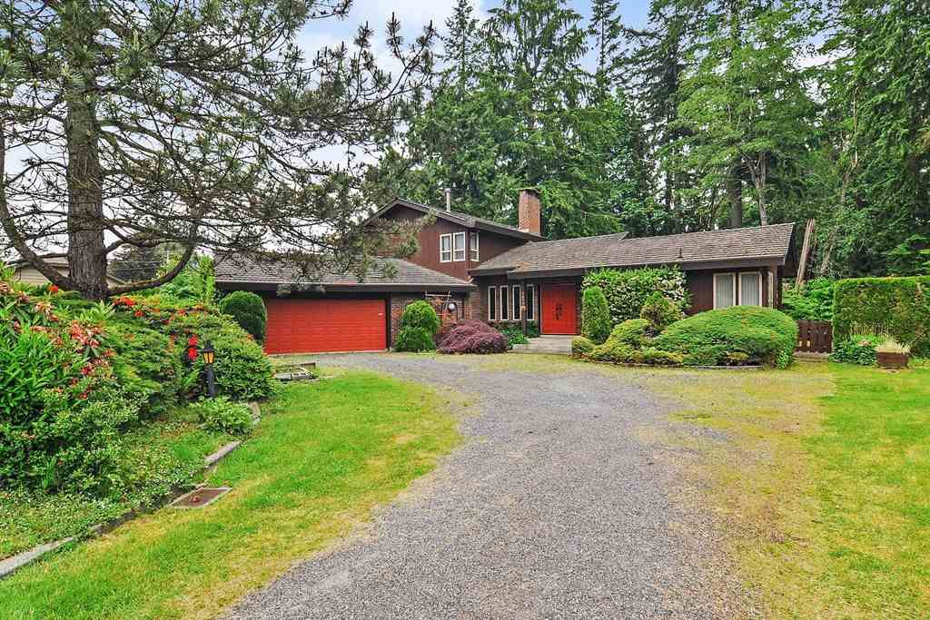 "Photo 1: Photos: 7670 229 Street in Langley: Fort Langley House for sale in ""FOREST KNOLLS"" : MLS®# R2373639"