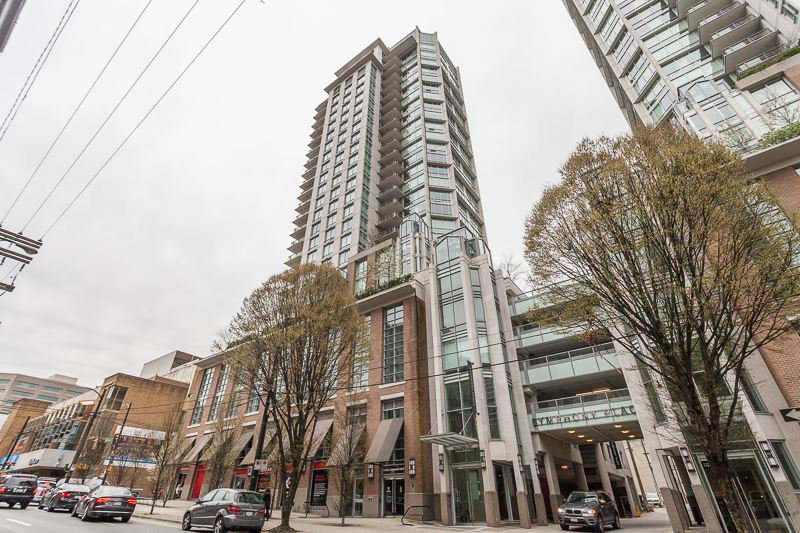 "Main Photo: 1502 565 SMITHE Street in Vancouver: Downtown VW Condo for sale in ""Vita"" (Vancouver West)  : MLS®# R2435057"