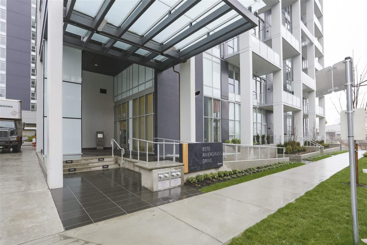 """Main Photo: 406 8570 RIVERGRASS Drive in Vancouver: South Marine Condo for sale in """"AVALON 2"""" (Vancouver East)  : MLS®# R2437133"""