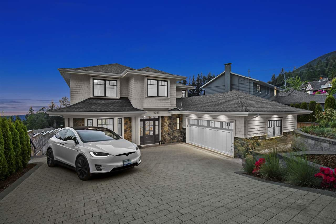 "Main Photo: 4355 STARLIGHT Way in North Vancouver: Upper Delbrook House for sale in ""UPPER DELBROOK"" : MLS®# R2460260"