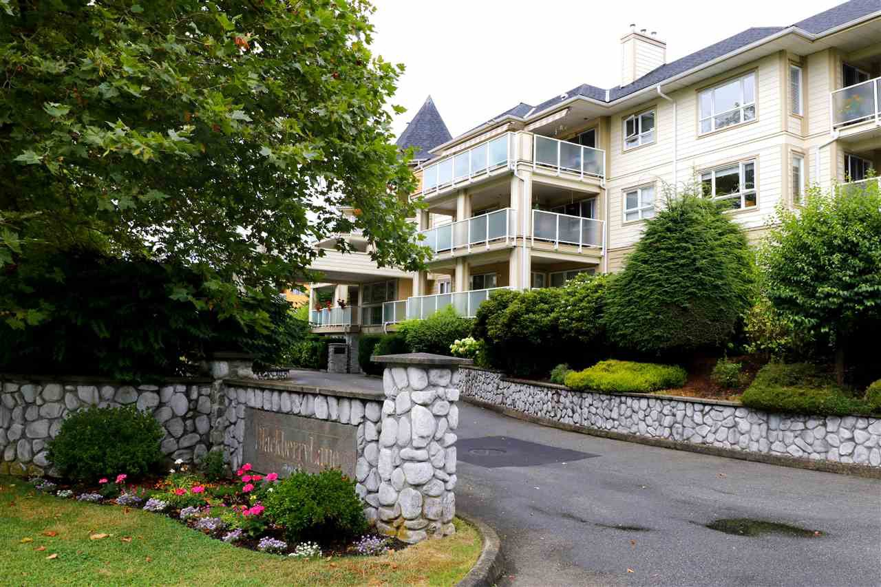"Main Photo: 205 20125 55A Avenue in Langley: Langley City Condo for sale in ""BLACKBERRY LANE II"" : MLS®# R2490033"