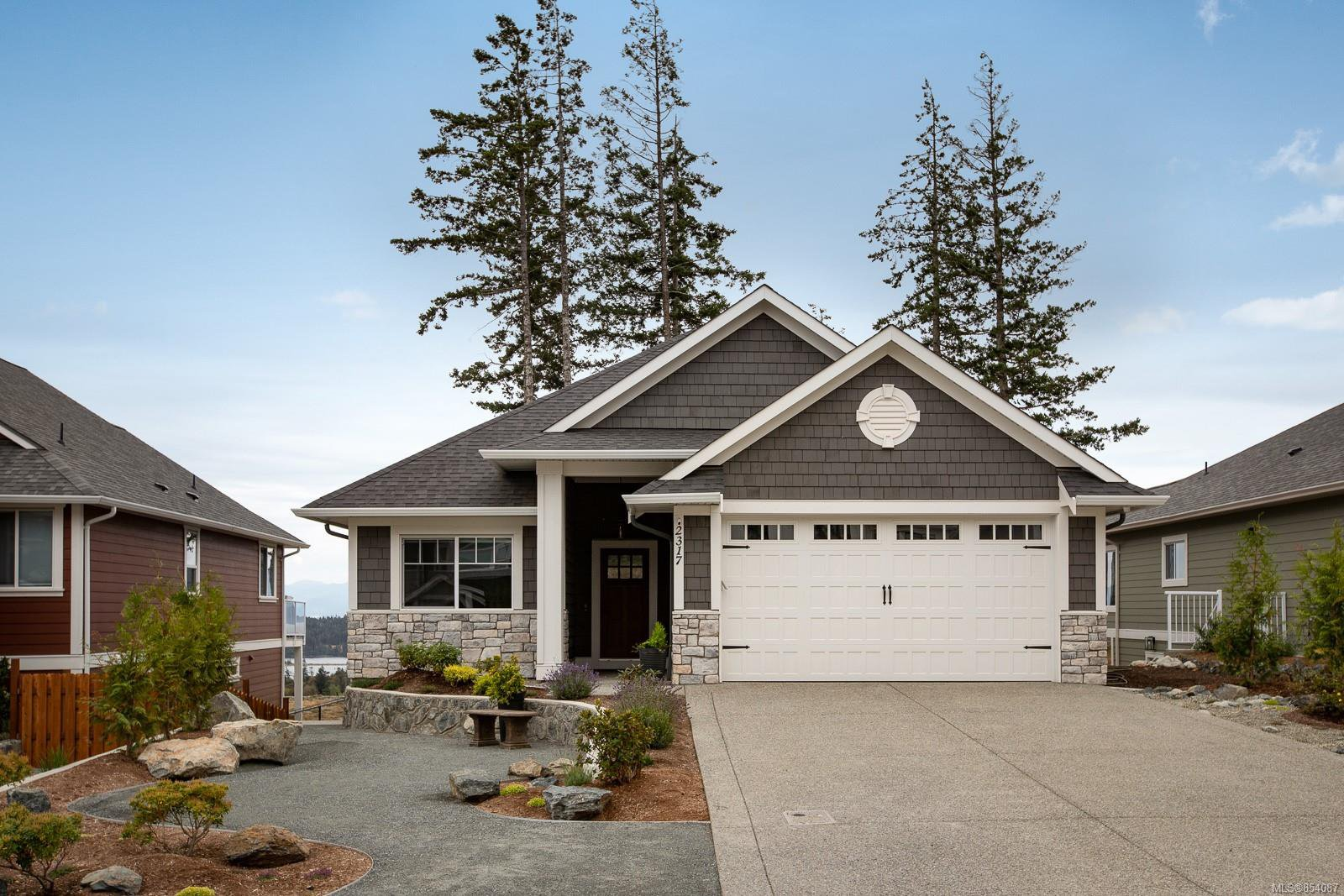 Main Photo: 2317 Mountain Heights Dr in : Sk Broomhill House for sale (Sooke)  : MLS®# 854087