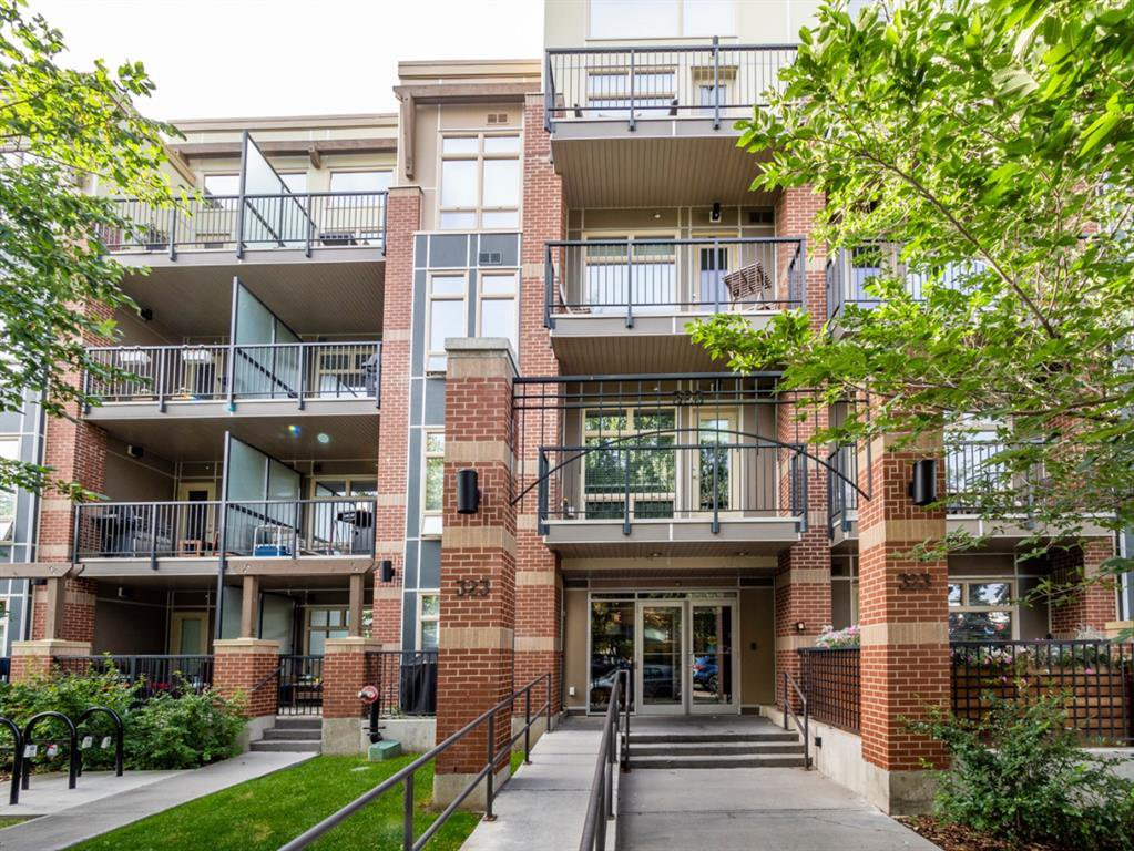 Main Photo: 219 323 20 Avenue SW in Calgary: Mission Apartment for sale : MLS®# A1031765