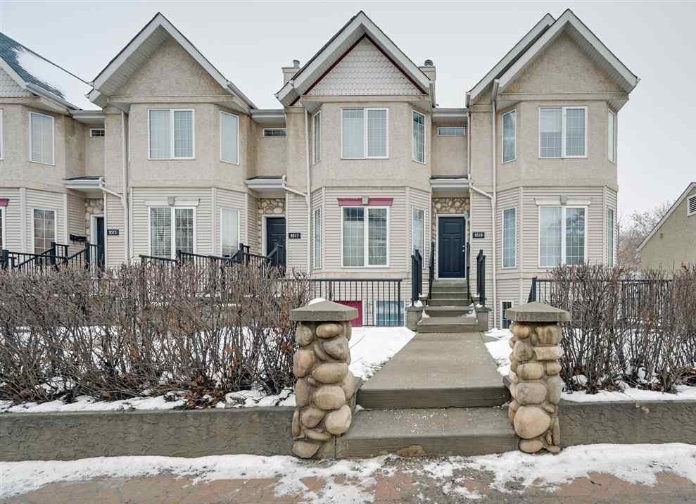 Main Photo: 9519 98 Avenue in Edmonton: Zone 18 Townhouse for sale : MLS®# E4215818