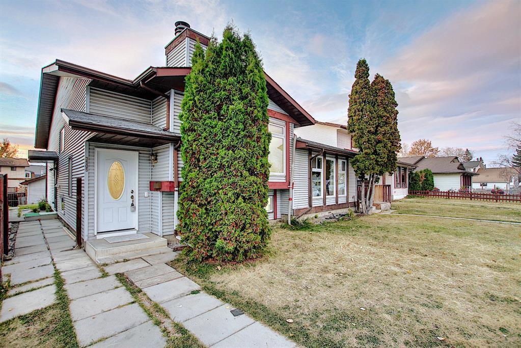 Main Photo: 3505 56 Street NE in Calgary: Temple Semi Detached for sale : MLS®# A1041375