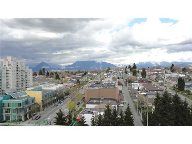 """Main Photo: 1107 3438 VANNESS Avenue in Vancouver: Collingwood VE Condo for sale in """"CENTRO"""" (Vancouver East)  : MLS®# V883961"""