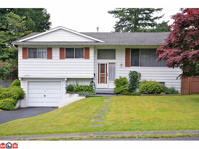 Main Photo: 11008 148A Street in Surrey: Bolivar Heights House for sale (North Surrey)  : MLS®# F1118402
