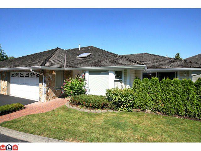 """Main Photo: 25 21746 52ND Avenue in Langley: Murrayville Townhouse for sale in """"Glenwood"""" : MLS®# F1121585"""