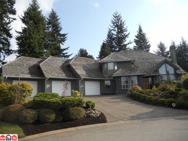 "Main Photo: 2270 131A Street in Surrey: Elgin Chantrell House for sale in ""Huntington Park"" (South Surrey White Rock)  : MLS®# F1126466"