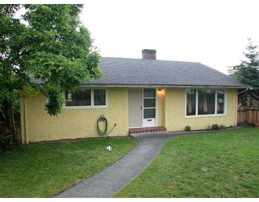 Main Photo: 144 E 8TH AV in New Westminster: The Heights NW House for sale : MLS®# V544016